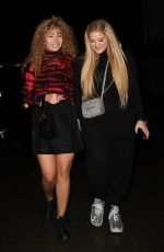 ELLA EYRE at Sony Brit Awards After-party in London 02/18/2020