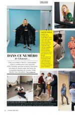 ELLE FANNIN in Glamour Paris, March 2020
