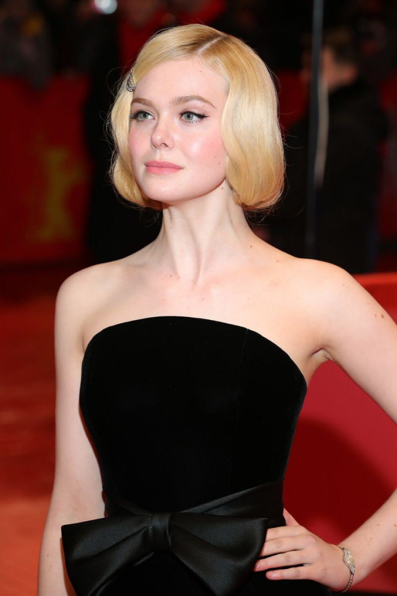 Elle Fanning At The 72nd Annual Cannes Film Festival