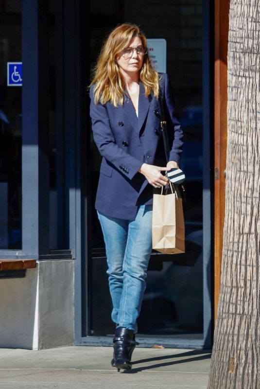 ELLEN POMPEO at McConnell's in Studio City 02/07/2020