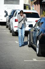 ELLEN POMPEO Out Shopping in Studio City 02/20/2020