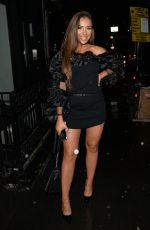 ELMA PAZAR at Bagatelle in London 02/15/2020
