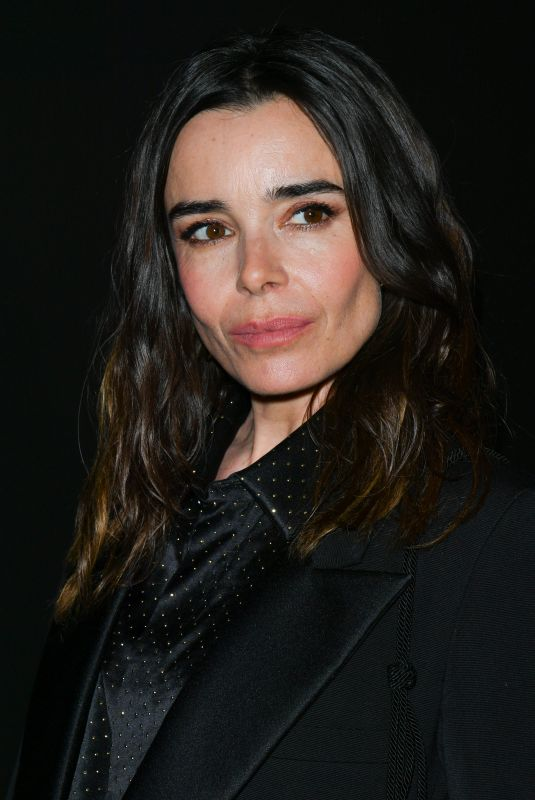 ELODIE BOUCHEZ at Saint Laurent Fashion Show in Paris 02/25/2020