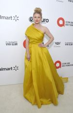 EMILIE DE RAVIN at Elton John Aids Foundation Oscar Viewing Party in West Hollywood 02/09/2020