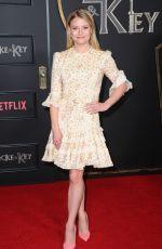 EMILIE DE RAVIN at Locke & Key Series Premiere in Hollywood 02/05/2020
