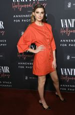 EMILY ARLOOK at Vanity Fair: Hollywood Calling Opening in Century City 02/04/2020