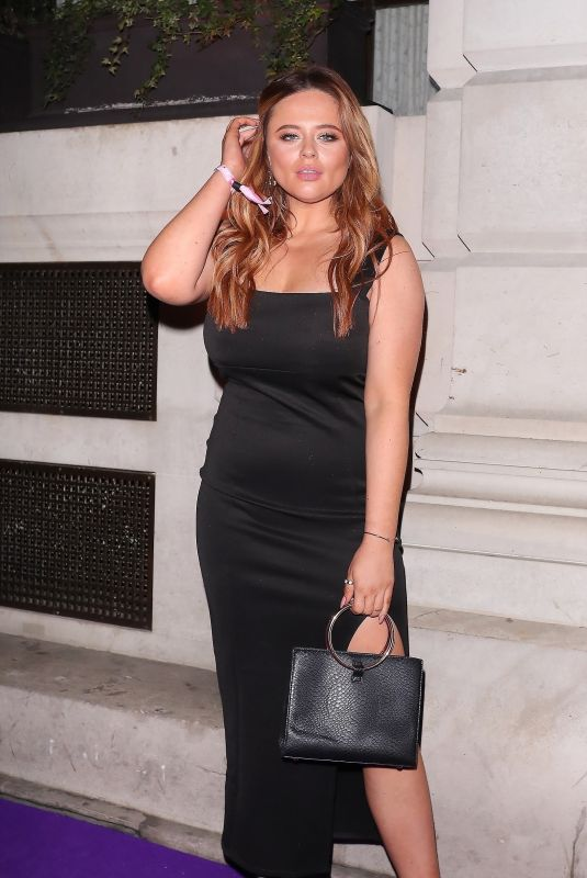 EMILY ATACK at Brit Awards After-party in London 02/18/2020