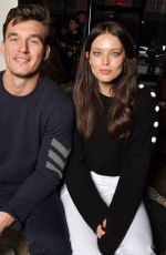 EMILY DIDONATO at Zadig & Voltaire Show at New York Fashion Week 02/09/2020
