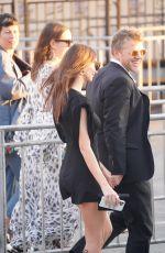 EMILY RATAJKOWSKI Arrives at Film Independent Spirit Awards in Santa Monica 02/08/2020