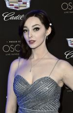 EMMA DUMONT at Cadillac Celebrates 92nd Annual Academy Awards in Los Angeles 02/06/2020