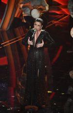 EMMA MARRONE at 2020 Sanremo Music Festival, February 2020