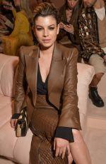 EMMA MARRONE at Max Mara Show at Milan Fashion Week 02/20/2020