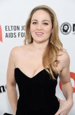 ERIKA CHRISTENSEN at Elton John Aids Foundation Oscar Viewing Party in West Hollywood 02/09/2020