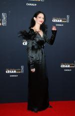 EVA GREEN at Cesar Film Awards 2020 in Paris 02/28/2020