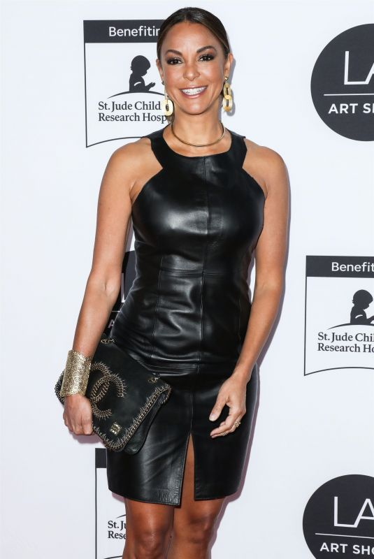 EVA LARUE at LA Art Show 2020 Opening Night Gala 02/05/2020