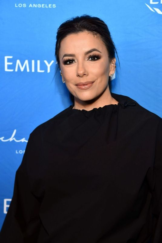 EVA LONGORIA at Emily's List Brunch and Panel Discussion Defining Women in Los Angeles 02/04/2020