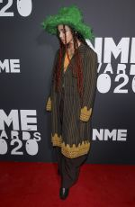 FKA TWIGS at NME Awards 2020 in London 02/12/2020