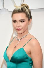 FLORENCE PUGH at 92nd Annual Academy Awards in Los Angeles 02/09/2020