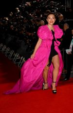 FLORENCE PUGH at EE British Academy Film Awards 2020 in London 02/01/2020