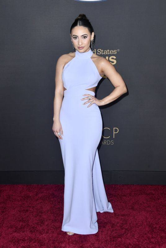 FRANCIA RAISA at 51st Naacp Image Awards in Pasadena 02/22/2020