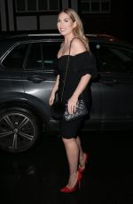 FRANKIE ESSEX at Sheesh Restaurant in Chigwell 02/16/2020