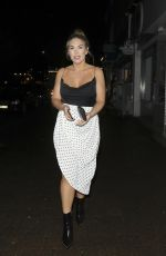 FRANKIE ESSEX Night Out in Loughton 02/22/2020