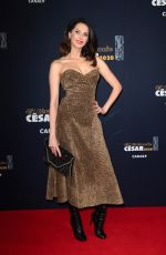FREDERIQUE BEL at Cesar Film Awards 2020 in Paris 02/28/2020