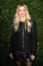 FREYA ALLAN at Charles Finch and Chanel Pre-Bafta Party in London 02/01/2020