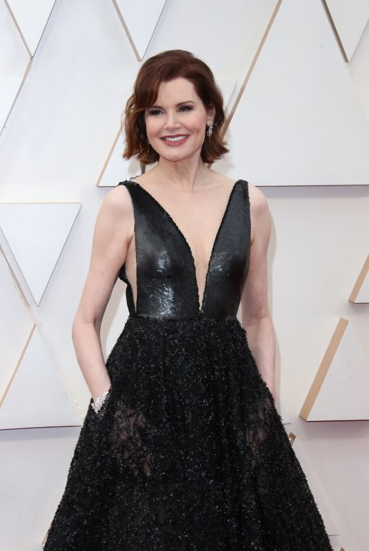 GEENA DAVIS at 92nd Annual Academy Awards in Los Angeles 02/09/2020