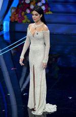 GEORGINA RODRIGUEZ at 70th Sanremo Song Festival 02/06/2020