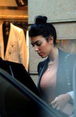 GEORGINA RODRIGUEZ Out Shopping in Milan 02/03/2020
