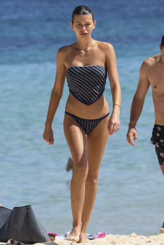 GEROGIA FOWLER in Bikini at Bondi Beach in Sydney 02/04/2020