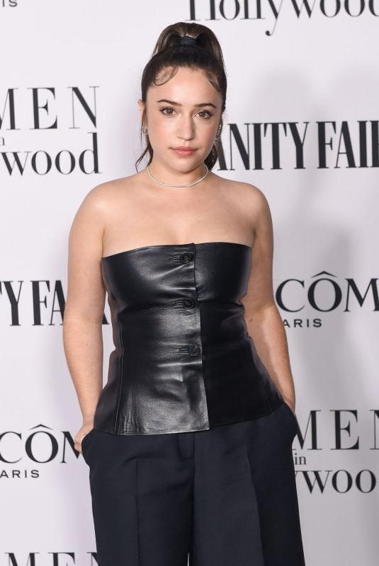 GIDEON ADLON at Vanity Fair & Lancome Toast Women in Hollywood in Los Angeles 02/06/2020