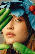 GIGI HADID for I-D Magazine, The Icons and Idols Issue, Spring 2020