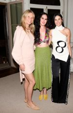 GWYNETH PALTROW and Goop Host Glow to Dinner in Beverly Hills 08/19/2020