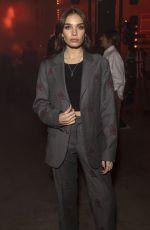HANA CROSS at Tommy Hilfiger Show at London Fashion Week 02/16/2020