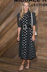 HARLEY VIERA-NEWTON at Michael Kors Show at New York Fashion Week 02/12/2020
