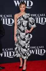 HAYLEY ERIN at The Call of the Wild Premiere in Los Angeles 02/13/2020