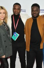 HERMIONE CORFIELD at We Hunt Together TV Series Launch in Liverpool 02/11/2020