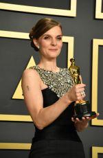HILDUR GUDNADOTTIR at 92nd Annual Academy Awards in Los Angeles 02/09/2020