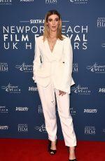 HONOR SWINTON BYRNE at Newport Beach Film Festival UK Honours 2020 in London 01/29/2020