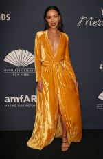 ILFENESH HADERA at 22nd Annual Amfar Gala in New York 02/05/2020