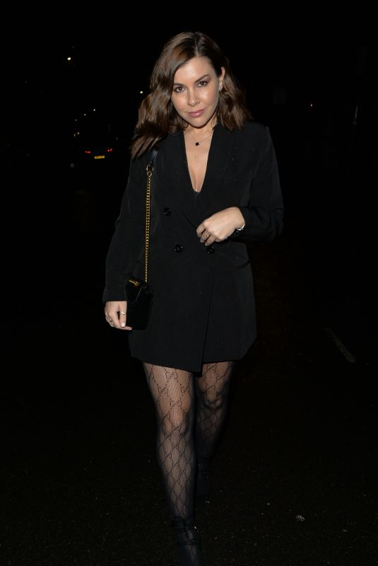 IMOGEN THOMAS at Bagatelle in Los Agneles 01/31/2020
