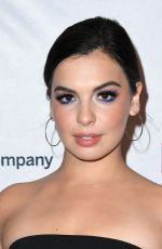 ISABELLA GOMEZ at 2020 Nhmc Impact Awards Gala in Beverly Hills 02/28/2020