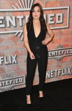 ISABELLA GOMEZ at Gente-fied TV Show Premiere in Los Angeles 02/20/2020