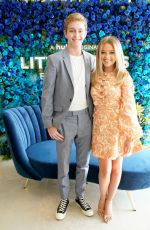 JADE PETTY JOHN at Little Fires Everywhere Press Brunch in Los Angeles 02/19/2020