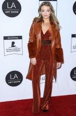 JADE PETTYJOHN at LA Art Show 2020 Opening Night Gala 02/05/2020