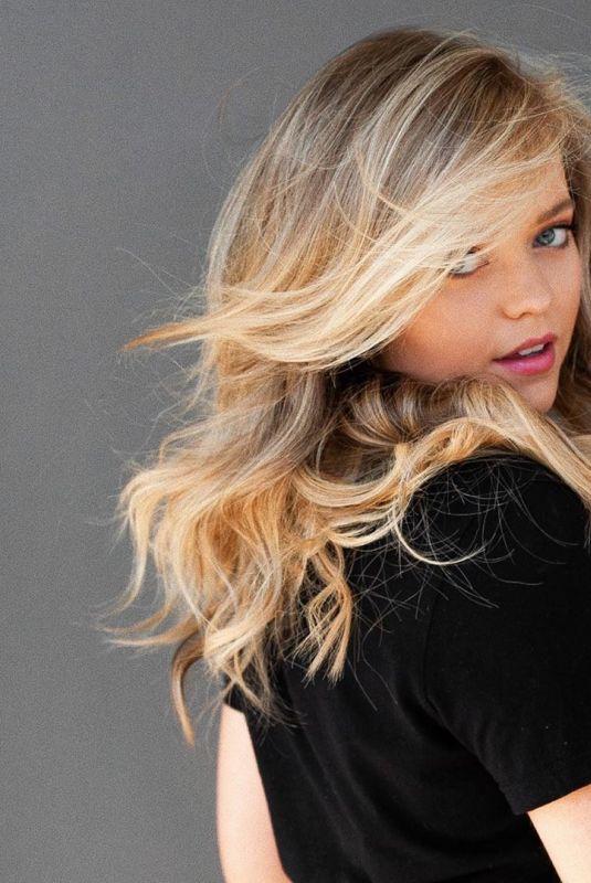 JADE PETTYJOHN for dpHUE Hair Product, February 2020