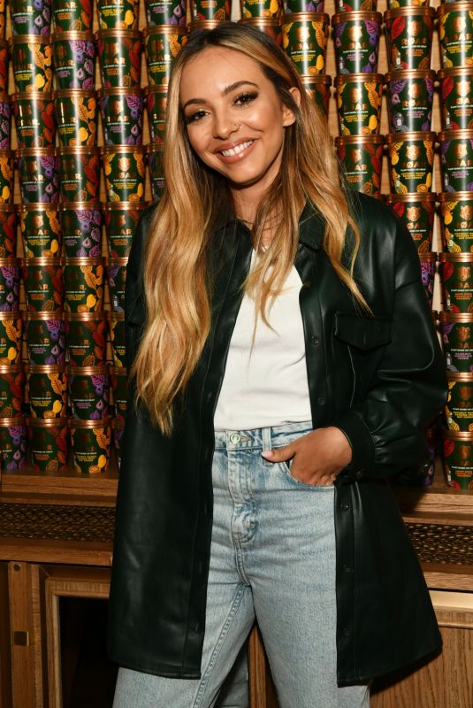 JADE THIRLWALL at Anthony Joshua's Roar Launch Dinner in lLondon 02/13/2020