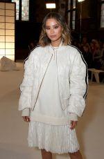 JAMIE CHUNG at Adeam Fall/Winter 2020 Show at New York Fashion Week 02/10/2020
